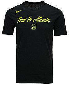 Nike Men's Atlanta Hawks City Team T-Shirt