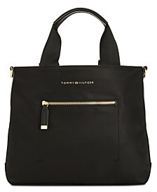 Tommy Hilfiger Raina Solid Tote