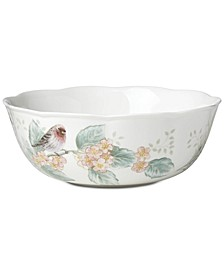 Butterfly Meadow Flutter Serving Bowl