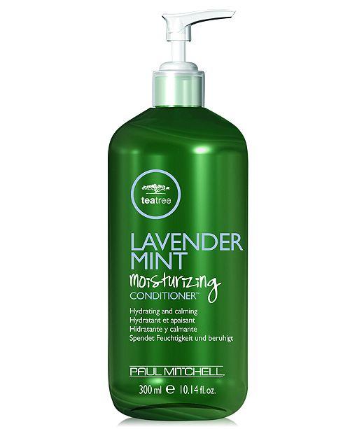 Paul Mitchell Tea Tree Lavender Mint Moisturizing Conditioner, 10.14-oz., from PUREBEAUTY Salon & Spa