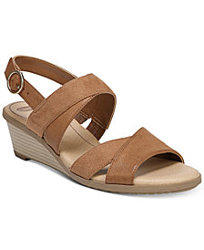 Dr. Scholl's Grace Wedge Sandals
