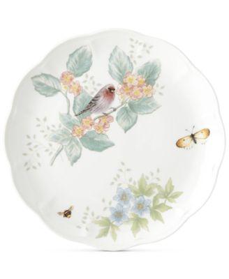 Butterfly Meadow Flutter Dinner Plate
