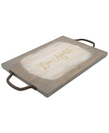 CLOSEOUT! Thirstystone Bon Appetit Wood Serving Board