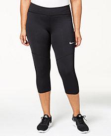 Nike Plus Size Power Capri Training Leggings
