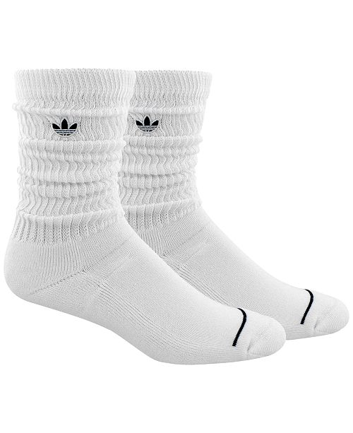 30c83764a3 adidas Slouch Crew Socks & Reviews - Women's Brands - Women - Macy's
