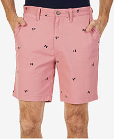 Nautica Men's Printed Shorts