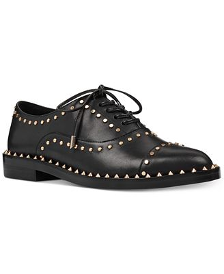 Nine West Garroy Lace-Up Oxfords Women's Shoes