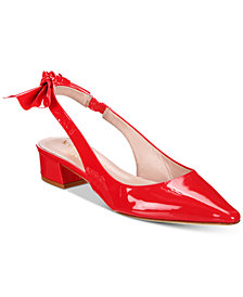 kate spade new york Lucia Pointed-Toe Pumps