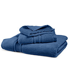 CLOSEOUT! Hotel Collection Quick-Dry Supima® Cotton Bath Sheet, Created for Macy's