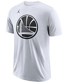 Jordan Men's Stephen Curry Golden State Warriors All Star Player T-Shirt