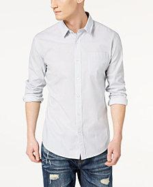 American Rag Men's Dot Print Long Sleeve Shirt, Created for Macy's