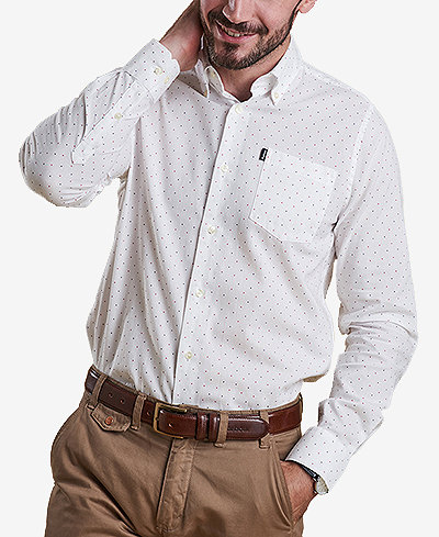 Barbour Men's Owen Shirt