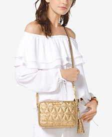 Michael Michael Kors Ruffled Top, in Regular and Petite