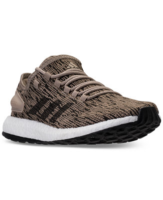 349ef6f6e adidas Men s PureBoost Running Sneakers from Finish Line   Reviews - Finish  Line Athletic Shoes - Men - Macy s