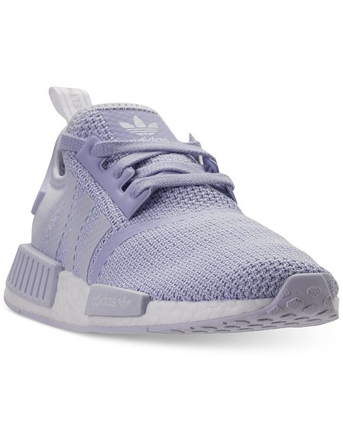 c89ca450c0dfe ... adidas Women s NMD R1 Casual Sneakers from Finish Line ...