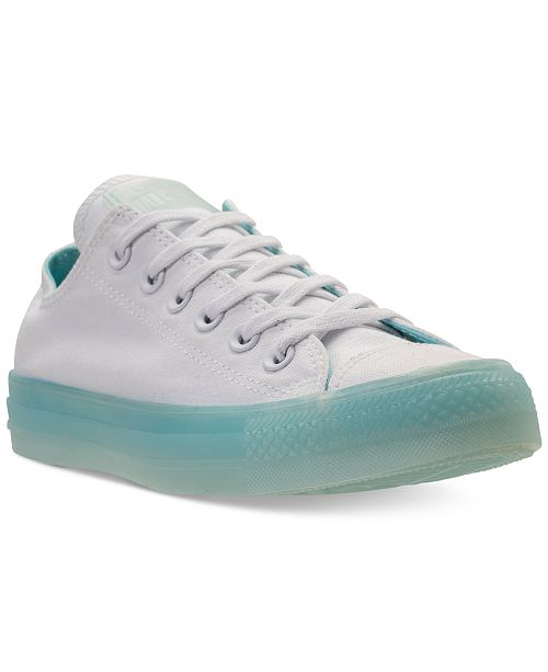 6681e6f84d7f ... Converse Women s Chuck Taylor Ox Casual Sneakers from Finish Line ...