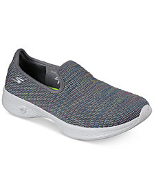 Skechers Women's GOwalk 4 - Select Walking Sneakers from Finish Line