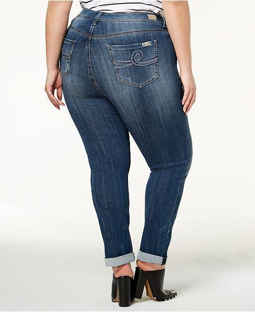 Size Jeanne Trendy Jeans Jeans Seven7 Plus Skinny vtUOzqf