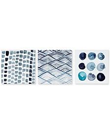 INK+IVY 'Monochrome Trio' Printed Decorative Boxes, Set of 3