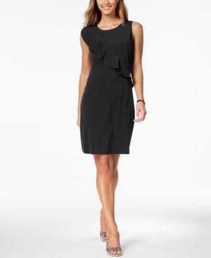 Charter Club Ruffled Dress, Created for Macy's 5730357