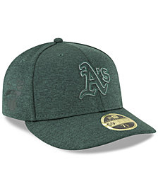 New Era Oakland Athletics Clubhouse Low Crown 59Fifty Fitted Cap