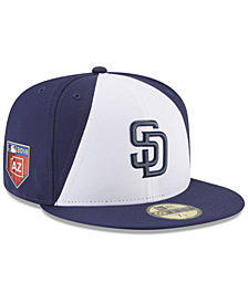 New Era San Diego Padres Spring Training Pro Light 59Fifty Fitted Cap