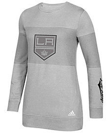 adidas Women's Los Angeles Kings Inside Logo Outline Sweatshirt