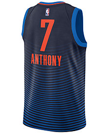 Nike Men's Carmelo Anthony Oklahoma City Thunder Statement Swingman Jersey