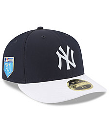 New Era New York Yankees Spring Training Pro Light Low Profile 59Fifty Fitted Cap