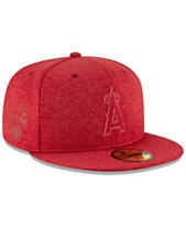 75a3d90c New Era Los Angeles Angels Clubhouse 59Fifty Fitted Cap