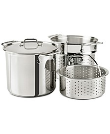 8-Qt. Stainless Steel Multi-Cooker