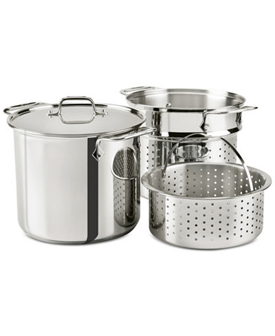 All-Clad 8-Qt. Stainless Steel Multi-Cooker