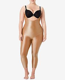 SPANX Women's  Plus Size Suit Your Fancy Open-Bust Catsuit 10155P