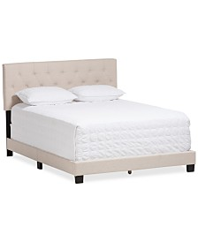 Cassandra Queen Bed, Quick Ship