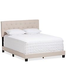 Cassandra King Bed, Quick Ship