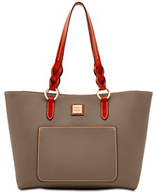 Patterson Tammy Leather Tote