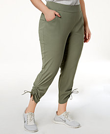 Columbia Plus Size Anytime Casual™ Ankle Pants