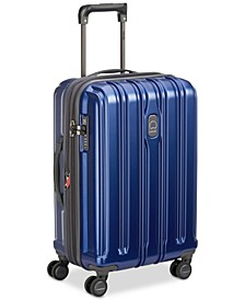 "ConnecTech 21"" Spinner Expandable Carry-On Suitcase, Created for Macy's"