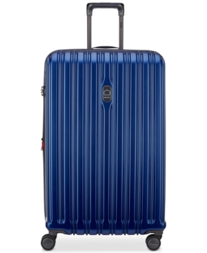 """Delsey ConnecTech 29"""" Spinner Suitcase"""