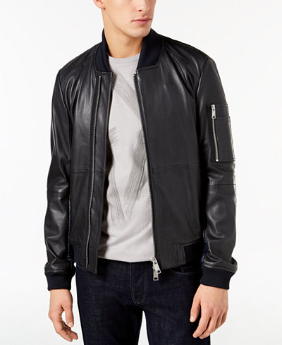 Armani Exchange Men's Bomber Jacket