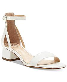 Vince Camuto Shetana Block-Heel Dress Sandals