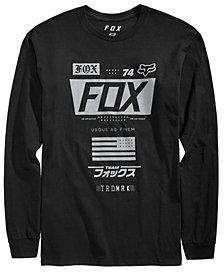 Fox Men's Union Long-Sleeve T-Shirt