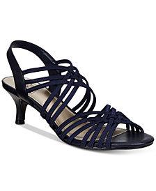 Impo Elenna Stretch Strappy Dress Sandals
