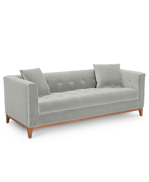 Furniture Martha Stewart Collection Brookline 85 Sofa Custom