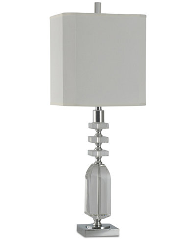 Stylecraft Chrome Table Lamp