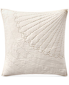 Lucky Brand Sashiko European Sham, Created for Macy's