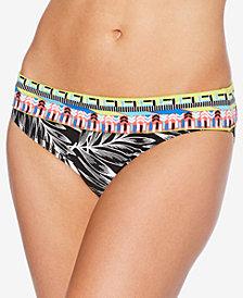 JAG Tropical Palm Retro Hipster Bikini Bottoms