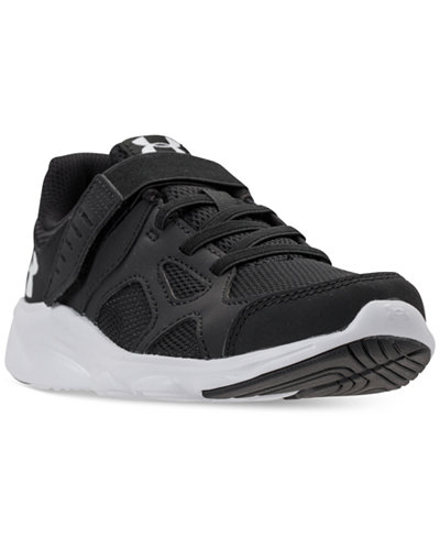 Under Armour Little Boys' Pace Run Running Sneakers from Finish Line