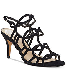 Vince Camuto Petina Caged Dress Sandals
