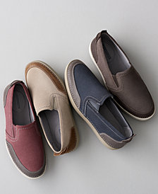 Clarks Men's Gossler Race Slip-On Sneakers, Created for Macy's